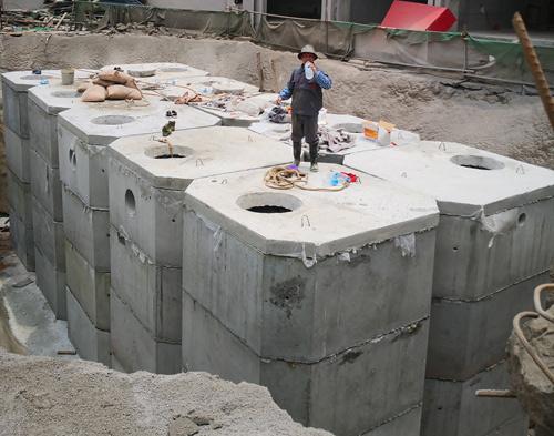 大型生化池